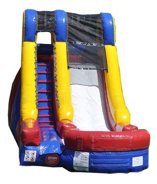 inflatable water slide rental