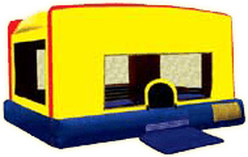 LOW PROFILE BOUNCE HOUSE RENTAL