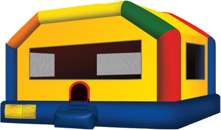 EXTRA LARGE BOUNCE HOUSE RENTAL